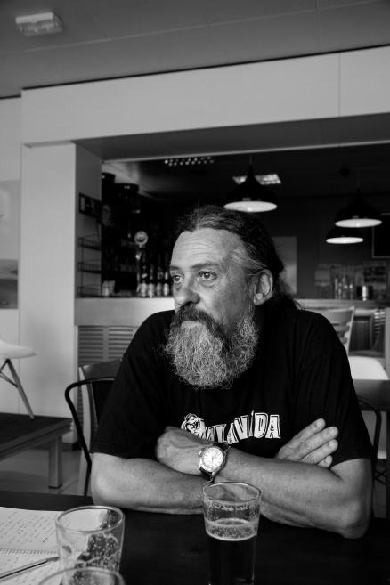 Francesc Capdevila en una recent entrevista per a Díngola.