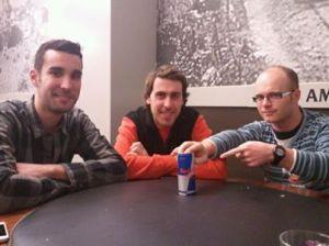 Els organitzadors de la bulla 'pesudoesportiva' (foto: Facebook).