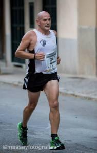 Miquel Buades serà un dels participants de la prova atlètica més feixuga de l'any. (foto: Macià Puiggròs).