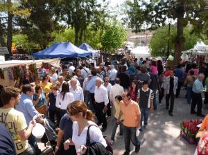 La fira de Sineu és la més important de Mallorca.