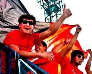 Aquesta foto, de Macià Puiggròs, publicada per Díngola fa uns anys, va ser històrica. Tornarà enguany haver-hi celebracions importants en el camp de Son Magí? En poques setmanes ho sabrem!