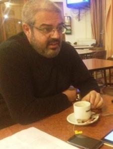 José Manuel García proposa fer un cafè amb qualsevol sineuer que tengui alguna cosa a dir per millorar el municipi.