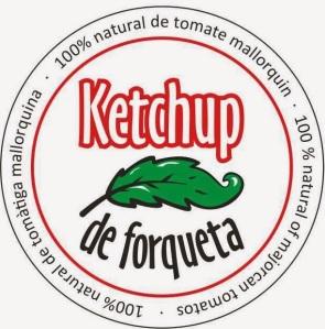 logo ketchup de forqueta