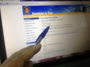 S'observa 'moviment' en les xarxes socials i en la pàgina web del consistori.
