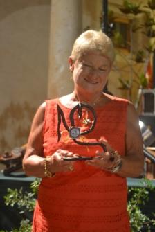 Antònia Rotger, premiada