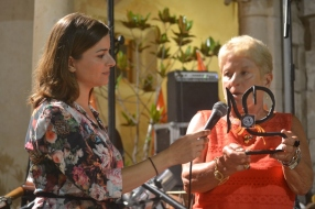 Marta Bergas amb Rotger
