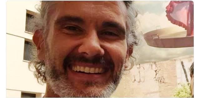 """Miquel Albero i Maestre (Alt Vinalopó, 1976 - Inca, 2015). Promotor de la campanya """"Enllaçats per la Llengua"""". Soci de l'OCB."""