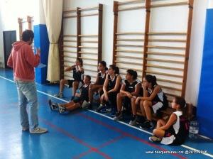 basquet infantils