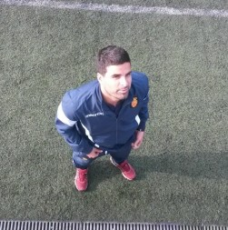 Toni Ferriol (foto: M. Gelabert).