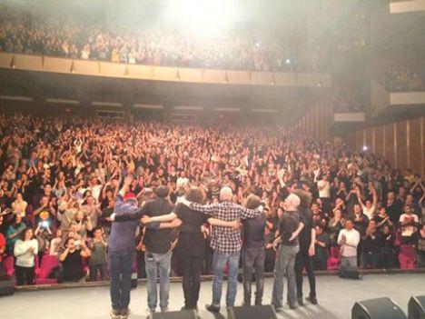 Concert d'ahir (foto: Facebook).