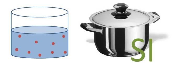 L'aigua potable no està lliure completament de nitrats. En té, però menys de 50 mg/L.