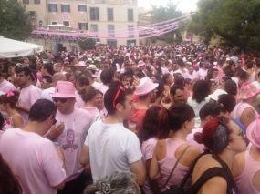 Més de 8.000 persones va aplegar el Much.