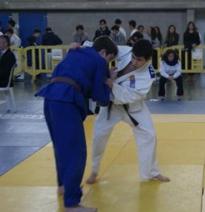 Després de Felanitx, els judokes sineuers hauran de vèncer a Calvià, per així quedar classificats pel campionat estatal.