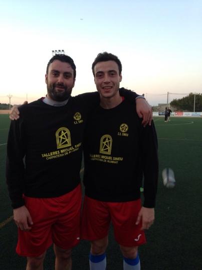 Pere Fuster i Juanjo Matas