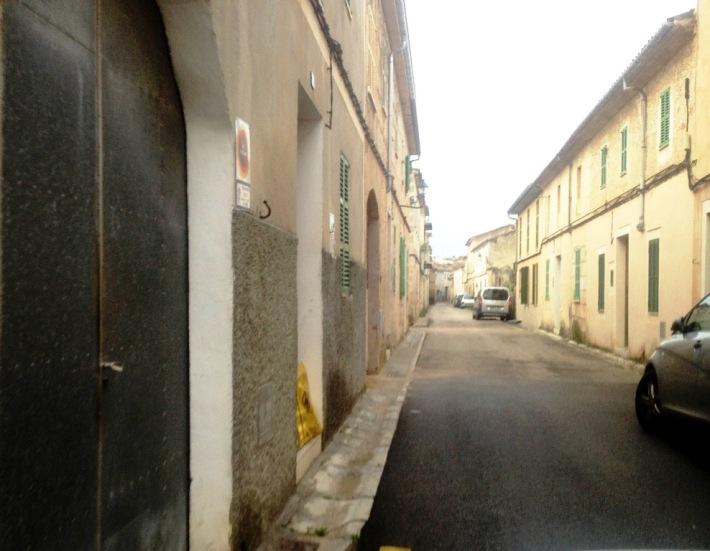 No és la primera vegada que es produeixen robatoris en el carrer Nou.