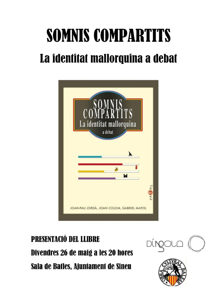 cartell Somnis compartits