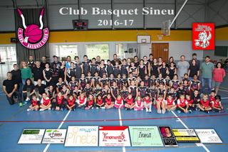 basquet sineu 2016-2017