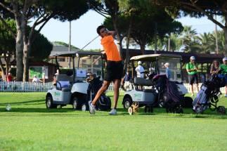 Foto facebook Federació Espanyola de Golf