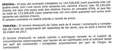 contracte obra nau municipal
