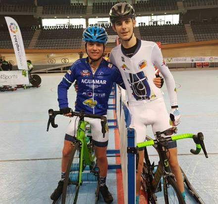 Foto: RFEC Marc Terrasa i Francesc Bennassar
