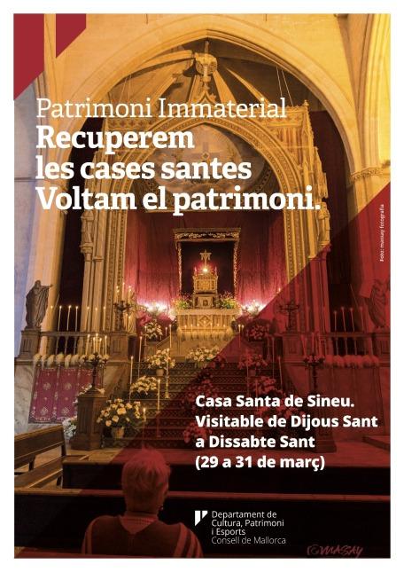 Cartell del Consell de Mallorca