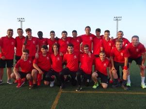 Juvenils 2017-2018
