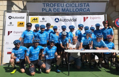 Foto: facebook Bicimetrics Cycling Team