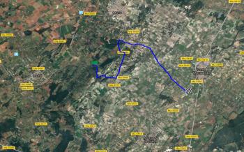 Tram 1: Llubí-Muro-Sta Margalida