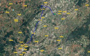 Tram 2: Sta Margalida-Muro-Sineu