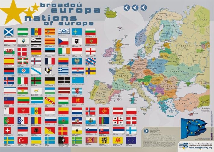 Mapa de les nacions d'Europa, extret de https://vernaclistes.blogspot.com/2015/12/les-nacions-i-les-tradicions-sentit.html