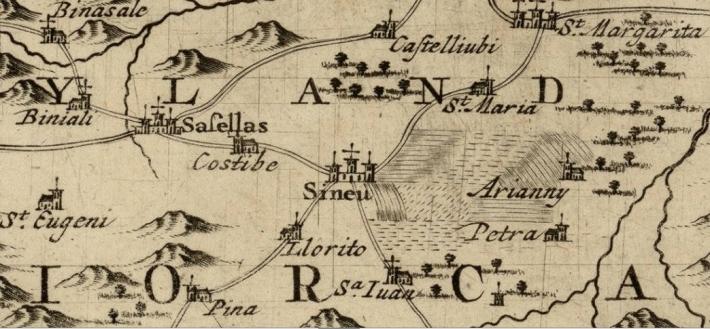 Sineu Kenlen 1680